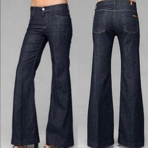 7 For All Mankind Ginger Flare